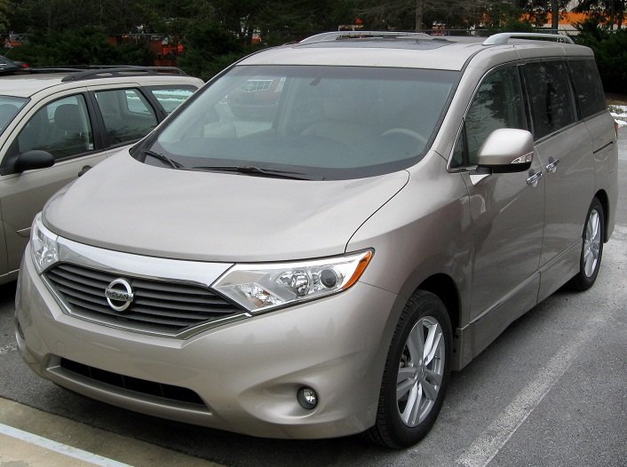 Фото NISSAN QUEST (RE52)