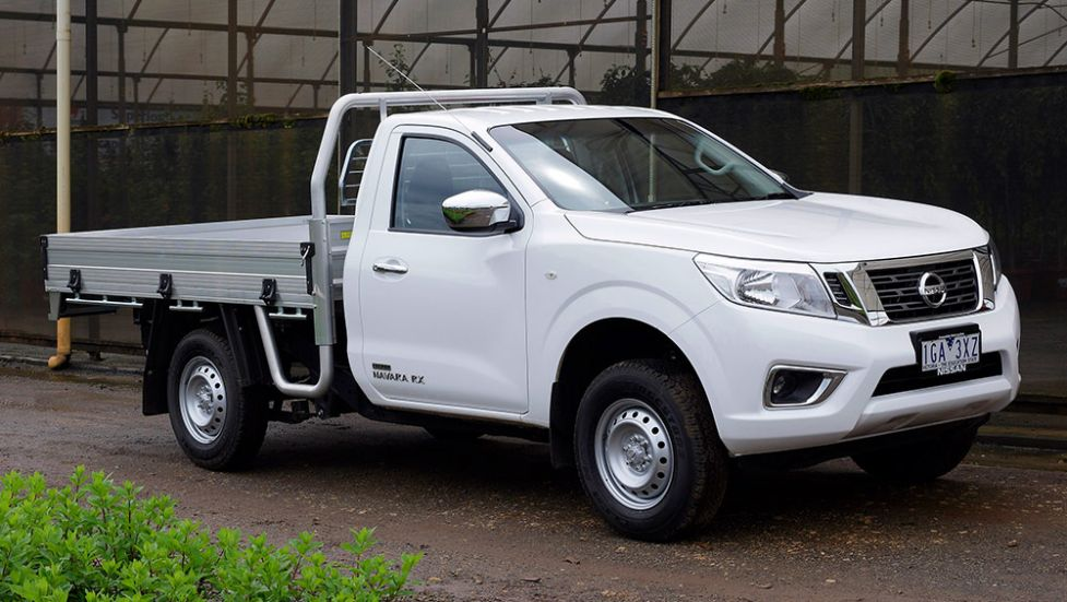 Фото NISSAN NP300 Cab & Chassis