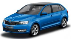 Фото SKODA RAPID Spaceback (NH1)