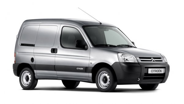Фото CITROEN BERLINGO фургон (M_)