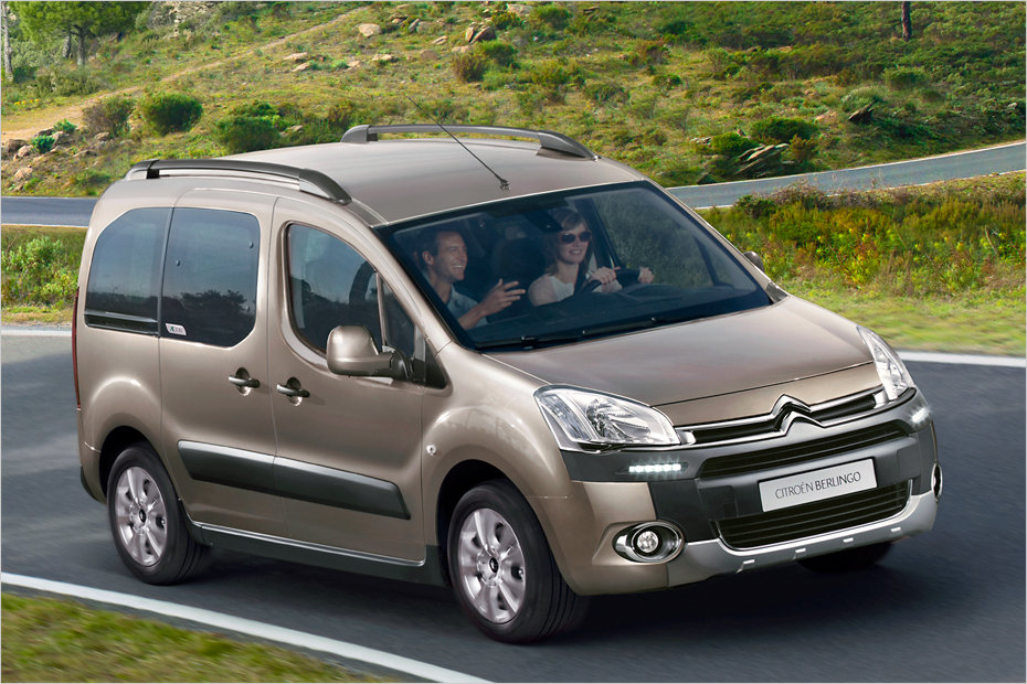 Фото CITROEN BERLINGO (B9)