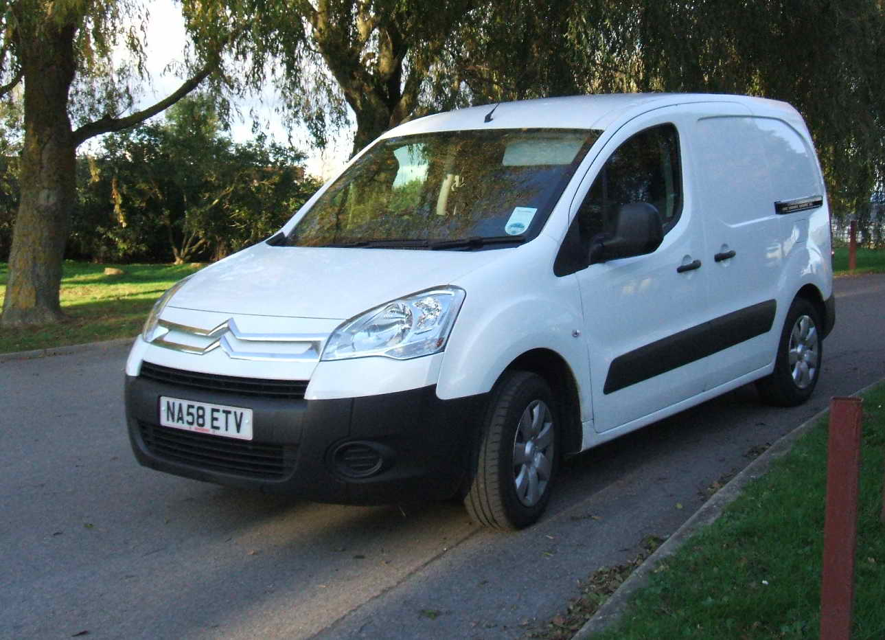 Фото CITROEN BERLINGO (B9) фургон