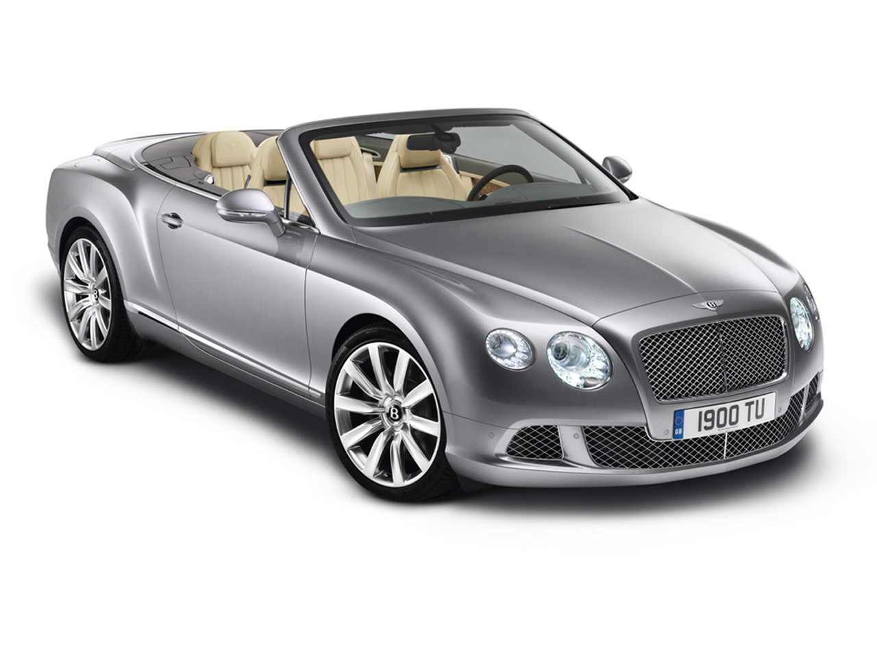 Фото BENTLEY CONTINENTAL GTC