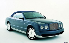 Фото BENTLEY ARNAGE купе