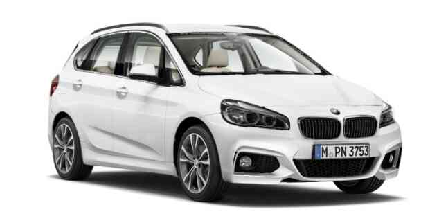 Фото BMW 2 Active Tourer (F45)