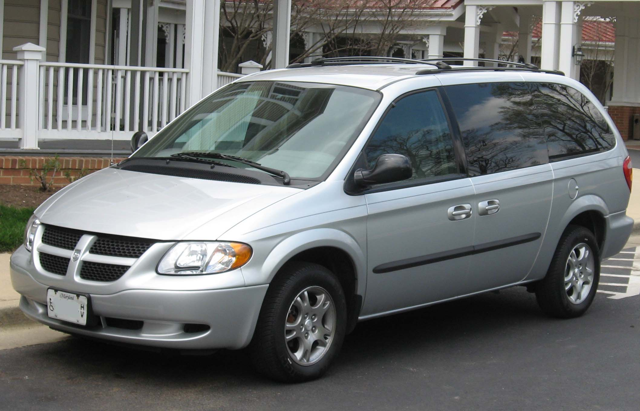 Фото CHRYSLER GRAND CARAVAN