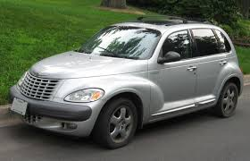 Фото CHRYSLER PT CRUISER (PT_)