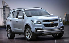 Фото CHEVROLET TRAILBLAZER (31UX)