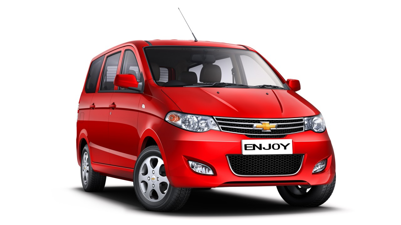 Фото CHEVROLET ENJOY