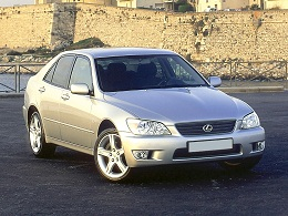 Фото LEXUS IS (GXE10)