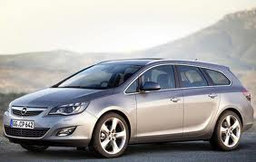 Фото OPEL ASTRA Sports Tourer (J)