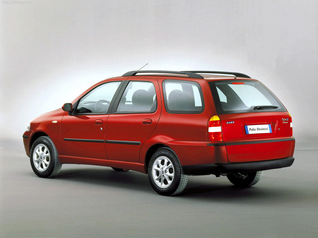 Фото FIAT PALIO Weekend (178DX)
