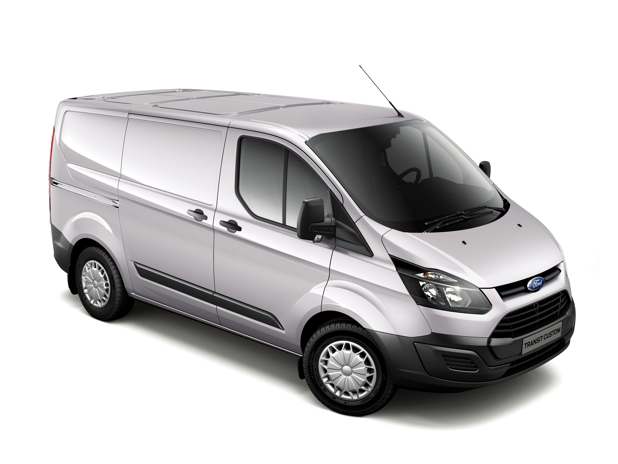 Фото FORD TRANSIT CUSTOM фургон