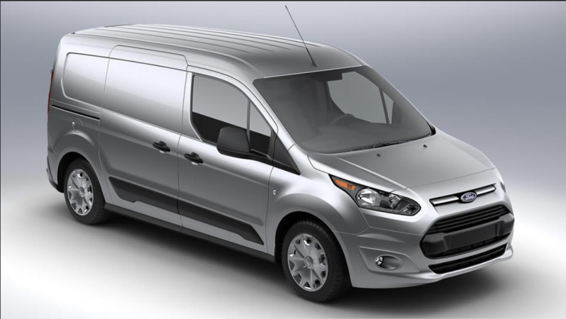 Фото FORD TRANSIT CONNECT фургон