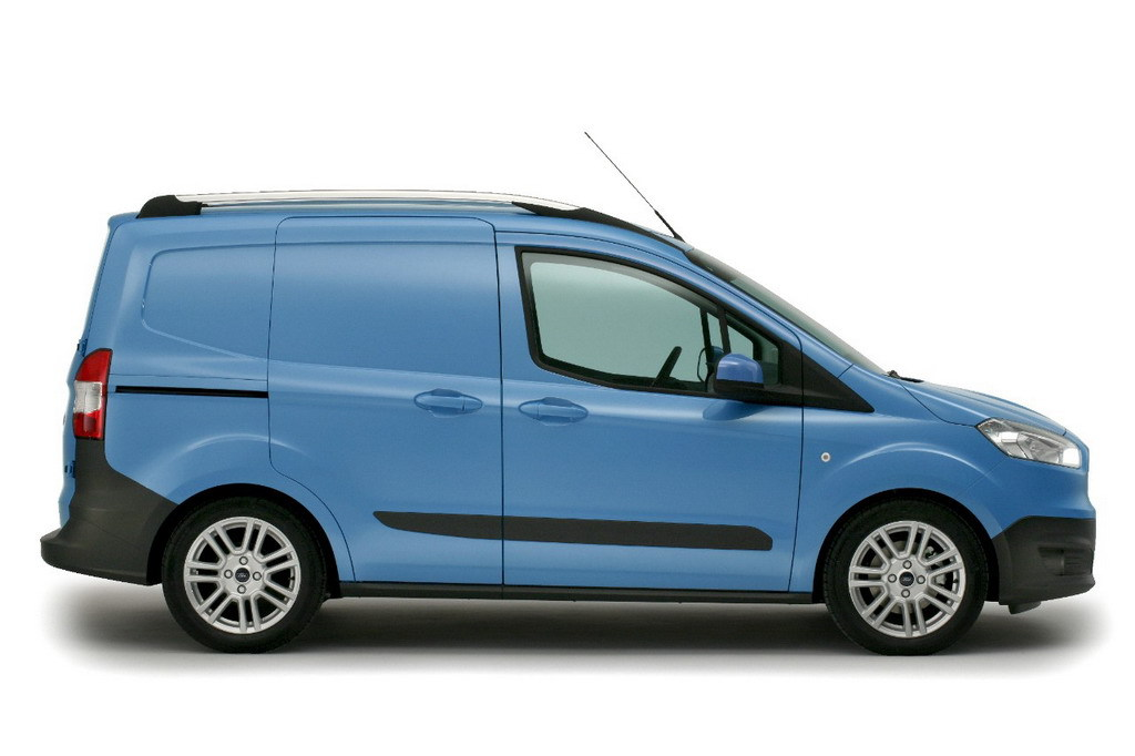 Фото FORD TRANSIT COURIER фургон