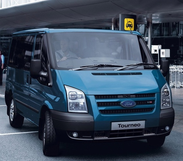 Фото FORD TRANSIT TOURNEO