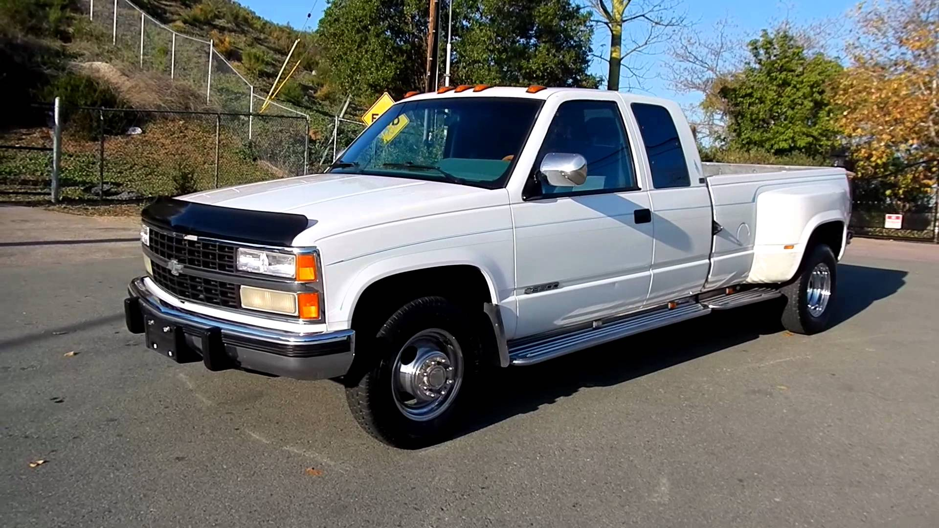 Фото GMC K3500 Extended Cab Pickup