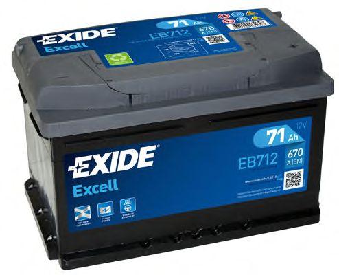 Фото: EXIDE EB712