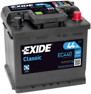 Фото: EXIDE EC440