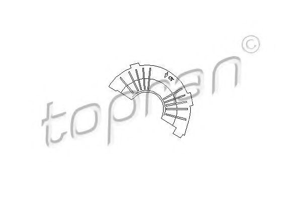 Фото: TOPRAN 109109