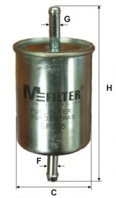 Фото: MFILTER BF305