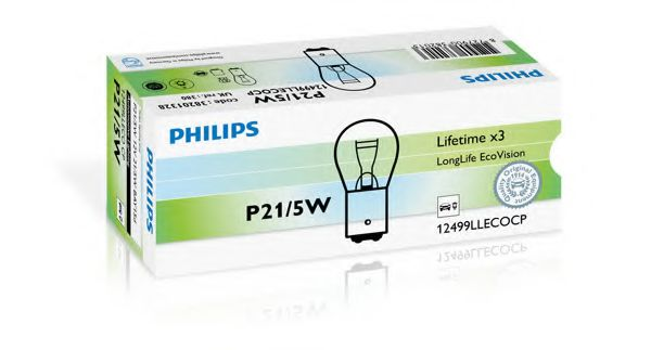 Фото: PHILIPS 12499LLECOCP